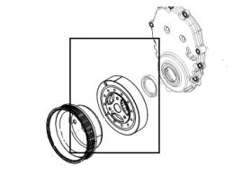 Mercruiser Harmonic Balancer 891769