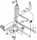 Mercruiser Engine Wiring Harness 84-862163T05