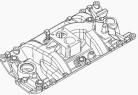 Mercruiser Intake Manifold 860100A1